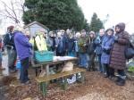 Winter pruning workshop 2013